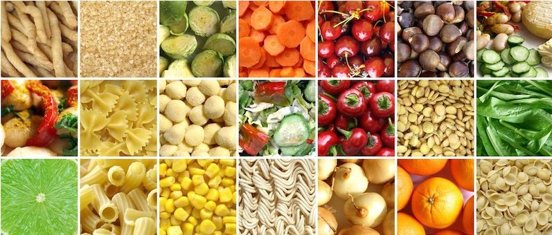 Types of Food – My Fridge